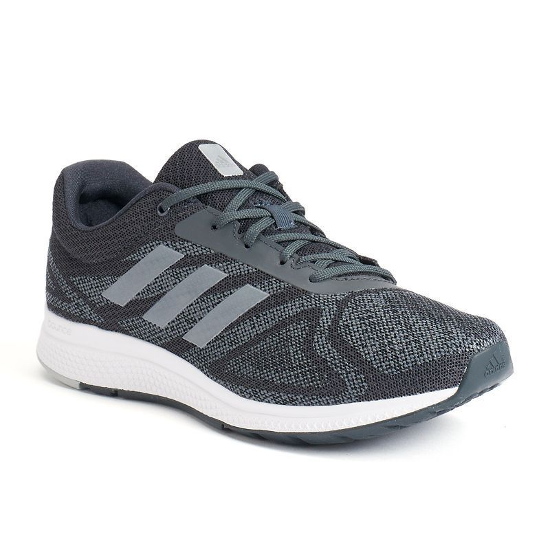 online store 597b2 179e5 Adidas Mana Bounce Womens Running Shoes, Size 7.5, Dark Grey