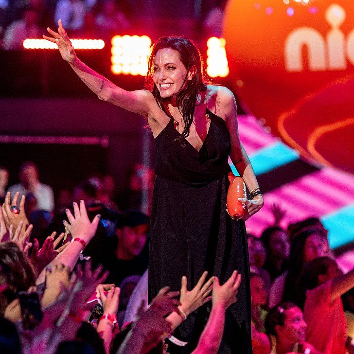 """Angelina Jolie Tells Kids """"Different Is Good"""" in a Passionate Speech"""