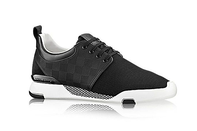 Louis Vuitton s Fastlane Sneaker Mixes Luxury and Sport in a Roshe-Like  Silhouette a9390cac3
