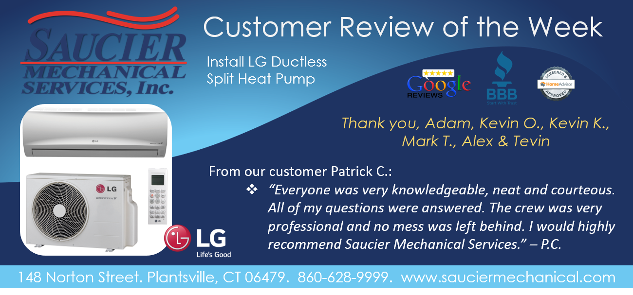 Customer Review Of The Week From Patrick C Everyone Was Very
