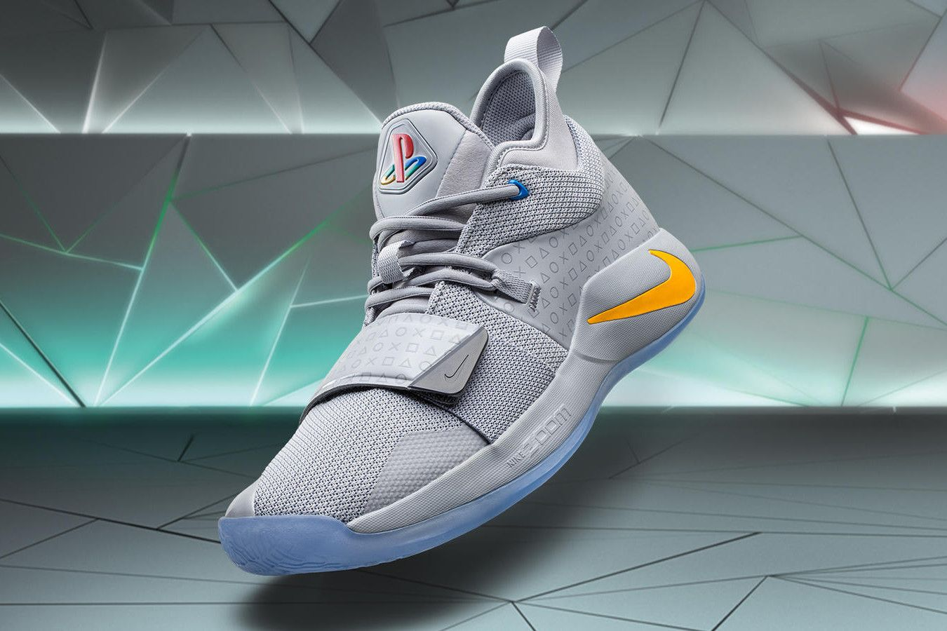 best sneakers 18bef 5ea35 Paul George's PlayStation x Nike PG 2.5 Receives an Official ...