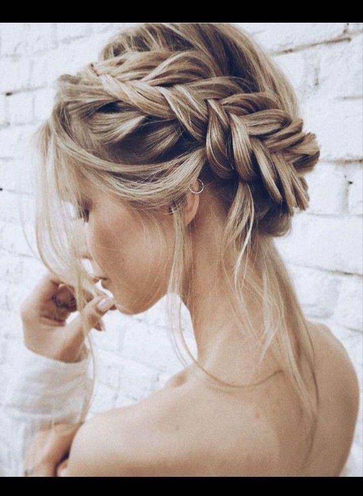 Orgulu Sac Topuz Hairstyle Topuz Sac Modelleri Gelin Sac