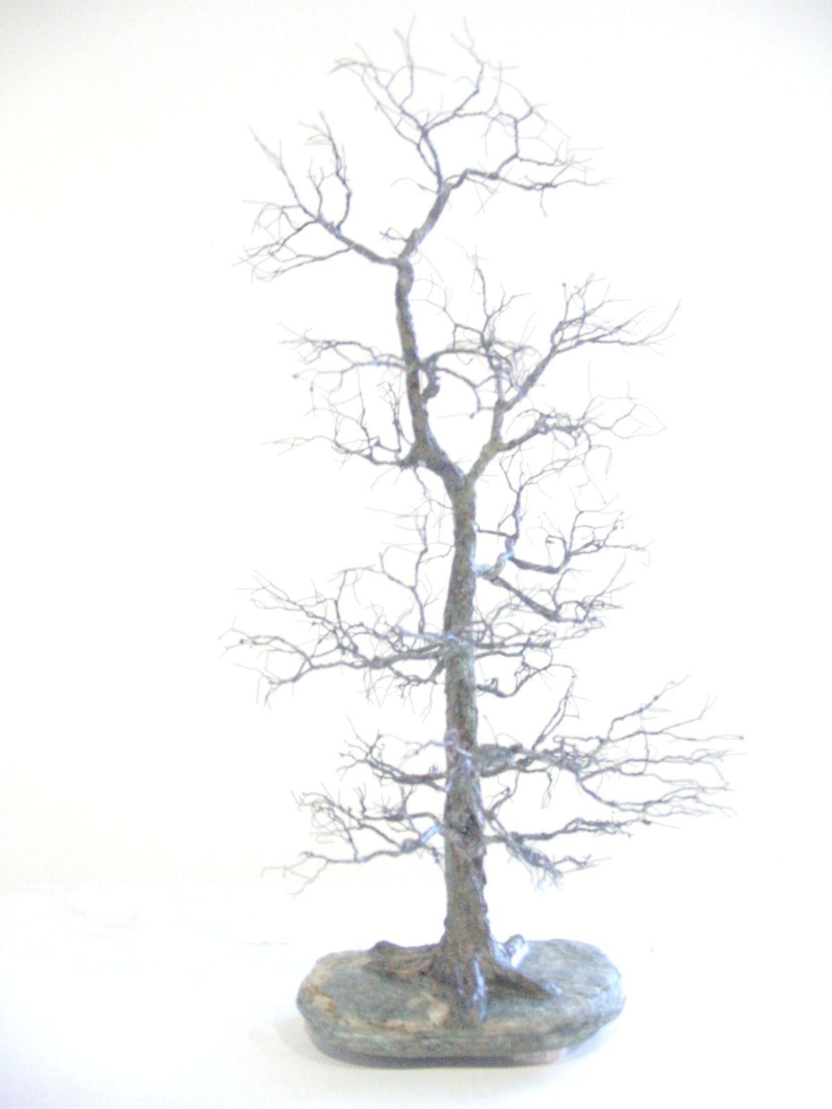 Natural Copper Wire Tree - WIRE Center •