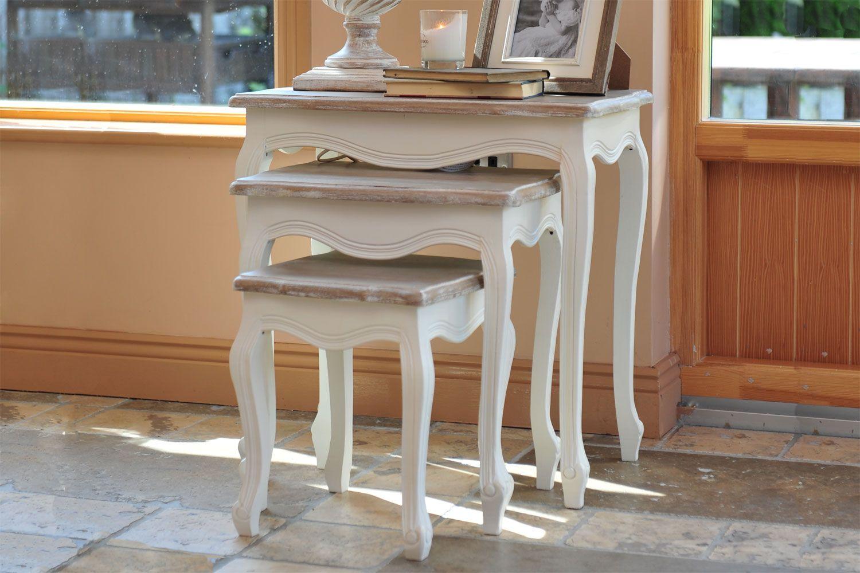 ParisianLeMont Nest of Tables from Harvey Norman Ireland