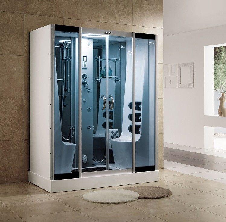 Monaco Luxury Steam Shower | Steam Showers | Pinterest | Steam ...