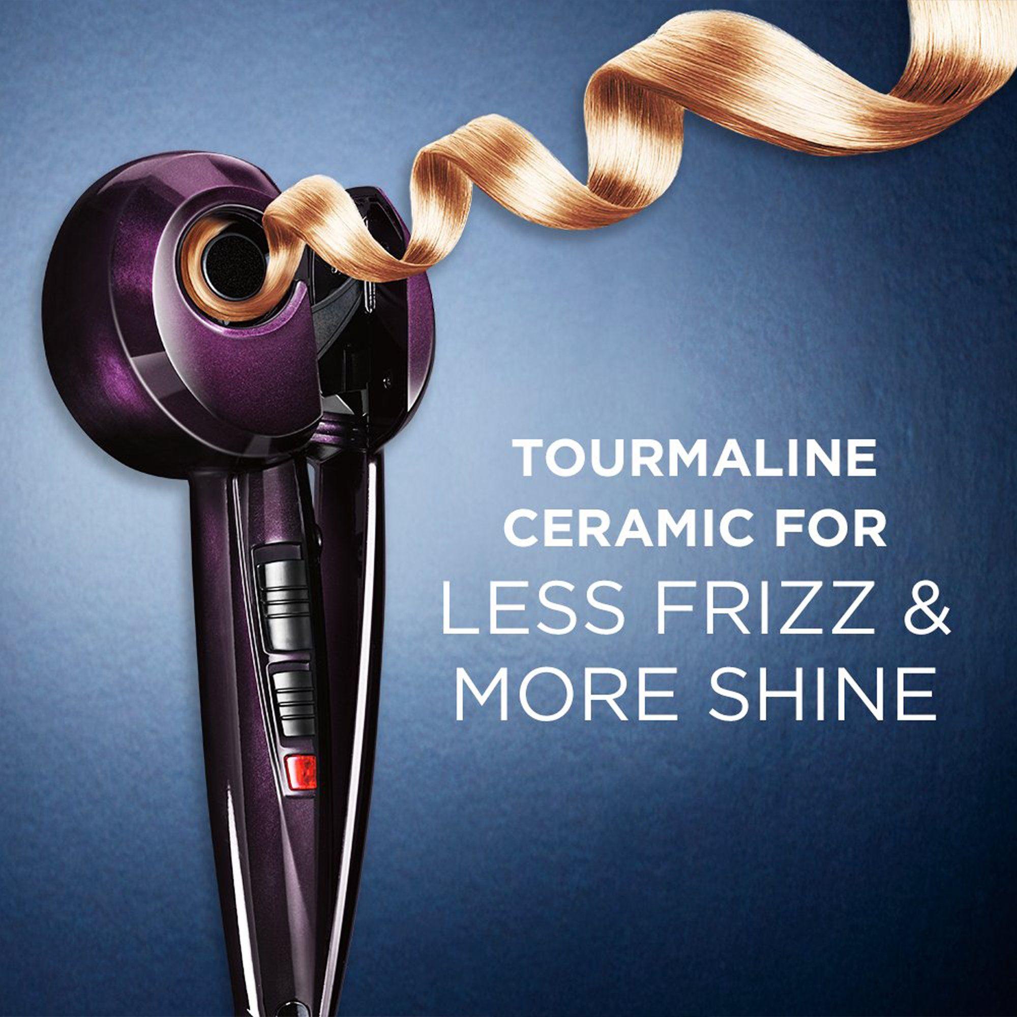 Infinitipro By Conair Curl Secret Curling Iron Purple Walmart Com In 2020 Curl Secret Conair Curl Secret Tin Foil Curls