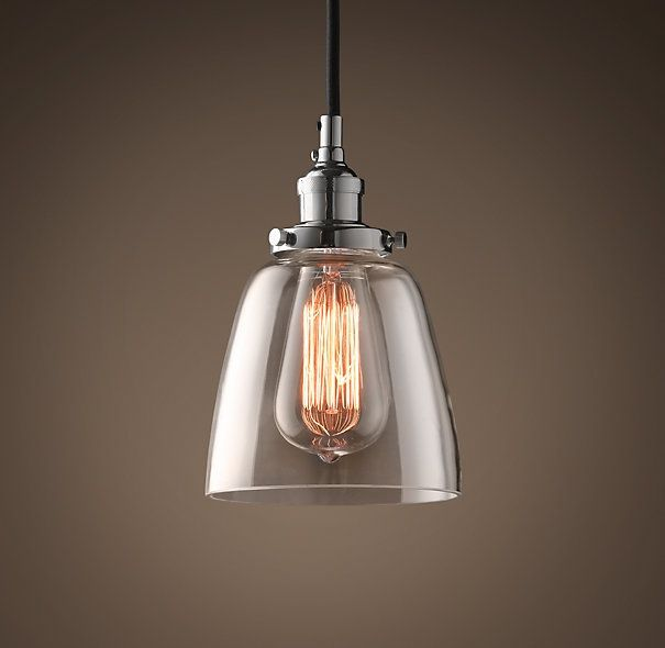 Restoration Hardware Light Fixture Sale: Restoration Hardware Pendant