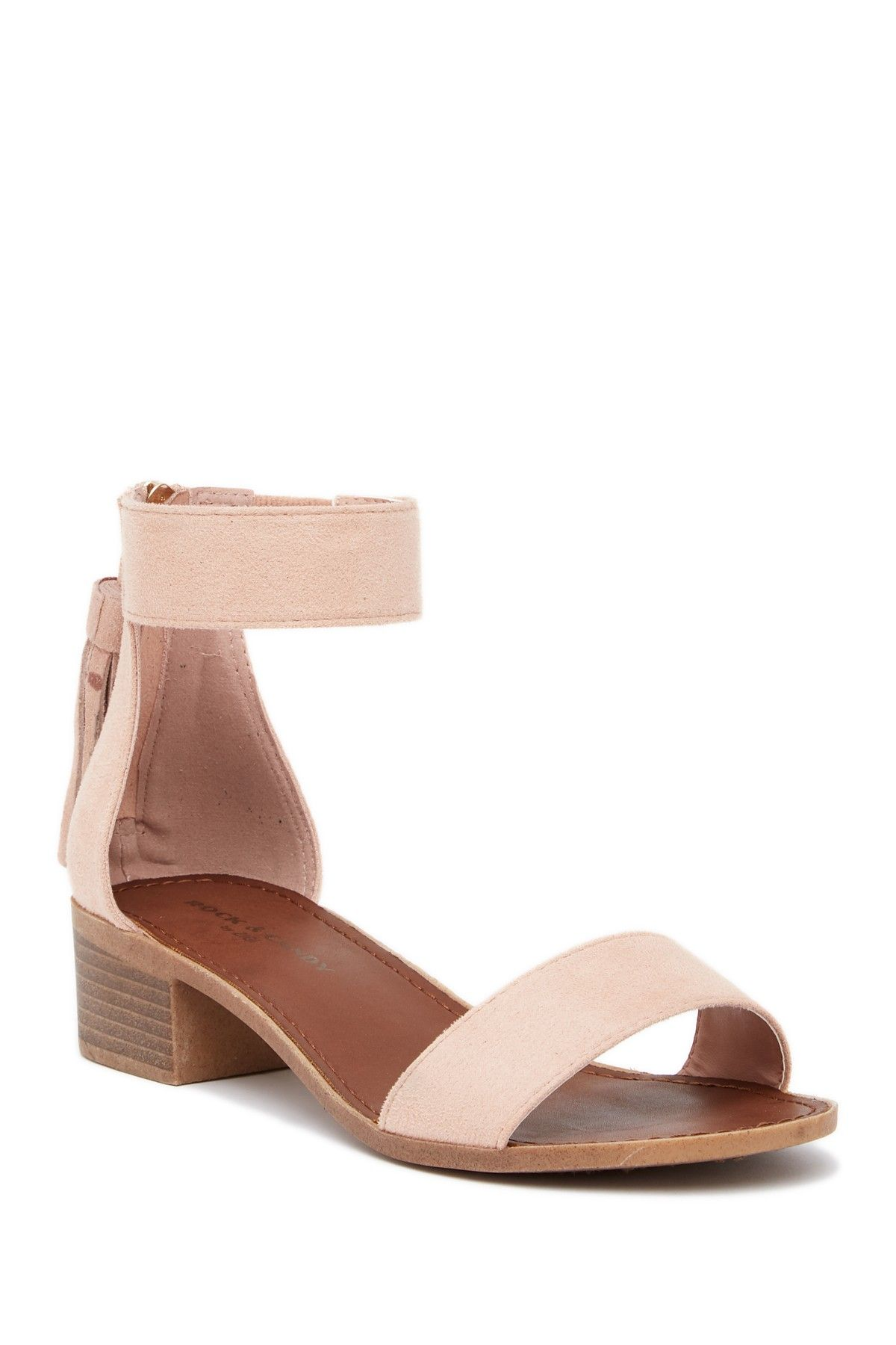 55704248d16 Nancie Block Heel Sandal by Rock   Candy on  nordstrom rack