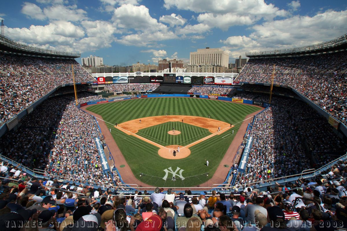 Free Yankee Stadium Wallpaper WallpaperSafari All