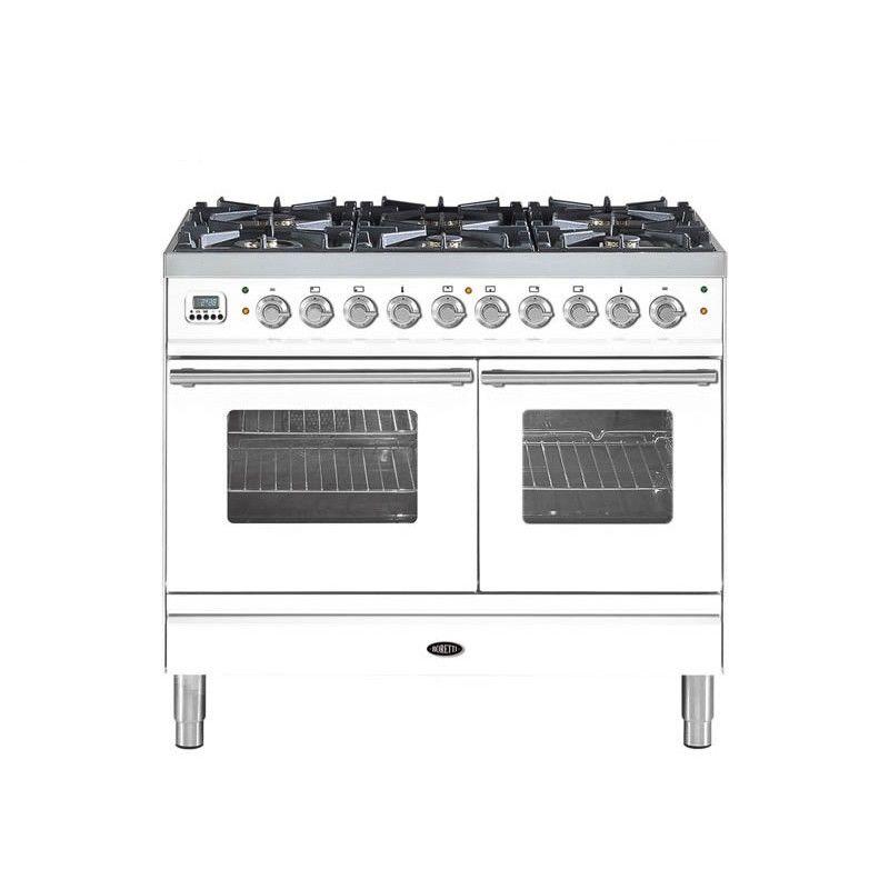 Boretti VP104WT gasfornuis / Boretti VP104WT gas stove #budgetplan