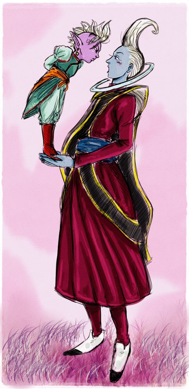Height Difference By Akarimarco Dragon Ball Beerus Dbz