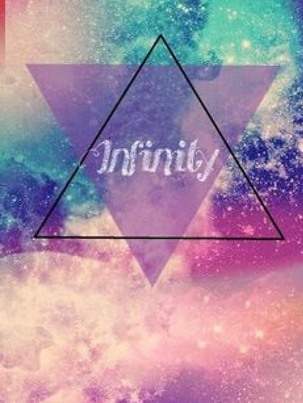 Infinite Tumblr Background Cute Galaxy Space Pink Infinte Love Triangle