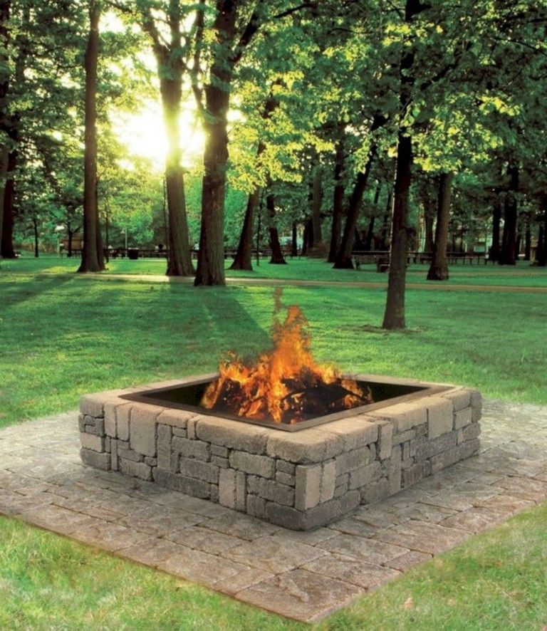 31+ Top Firepit Ideas For Your Backyard