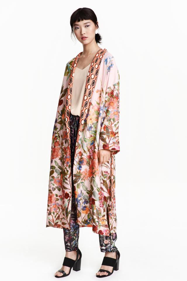 PXiong Women Chiffon Swimsuit Cover Up Bathing Suit Kimono Long Beach Dress Kaftan Long Cardigan Beachwear Swimwear