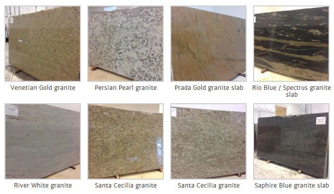 Most Por Granite Countertop Colors