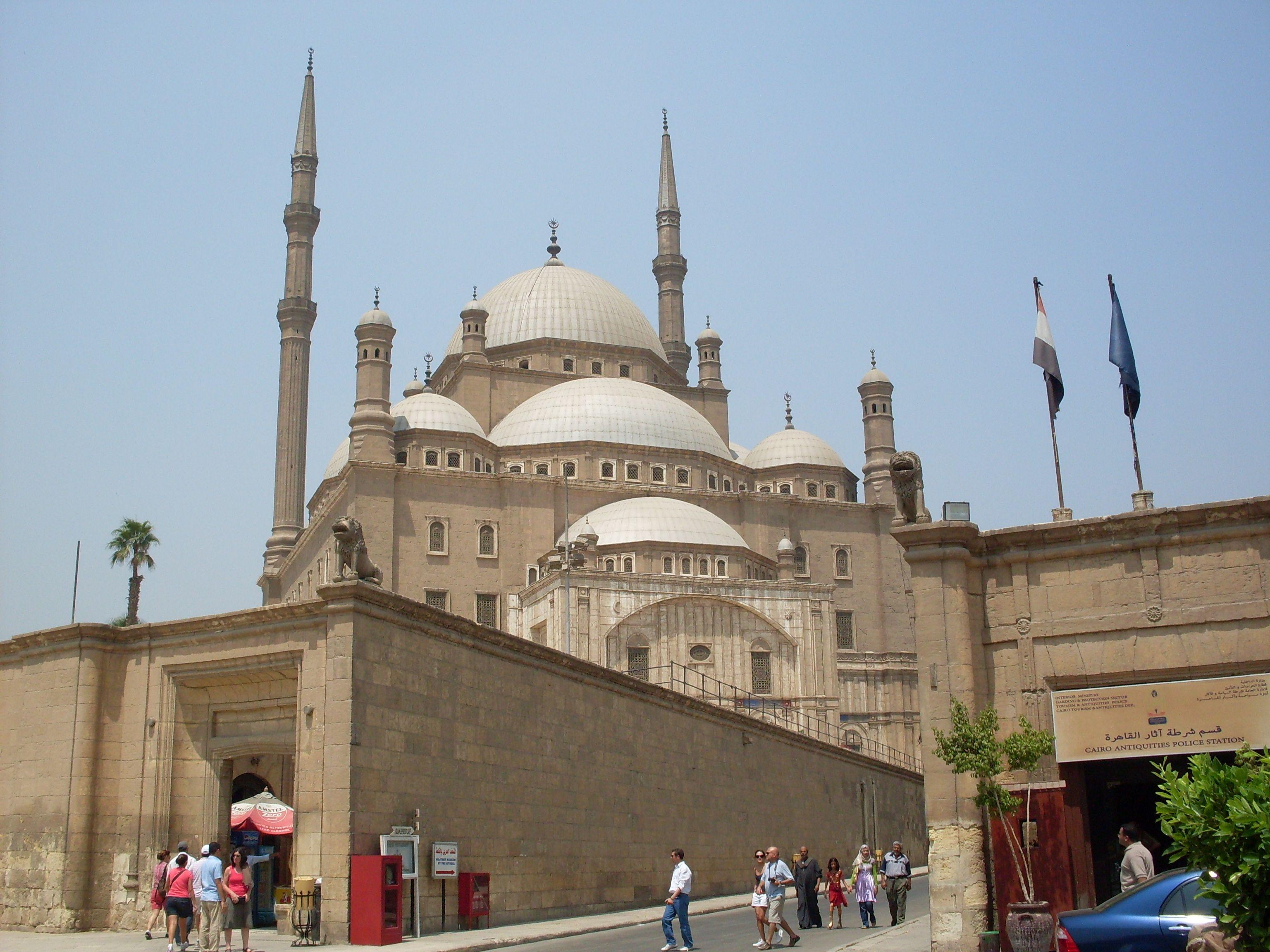 Mosque of Muhammad Ali Citadel