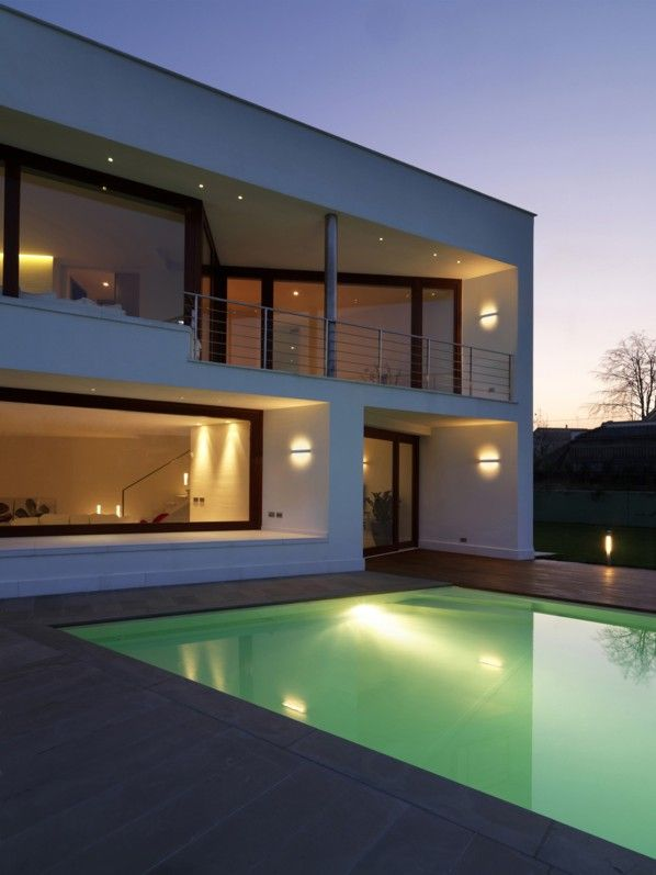 Private Residence In La Gorce | Touzet Studio | House | Architecture |  Design | Beautiful Spaces | Modern |Decor | Casa | Arquitectura | Pinterest  | Studio, ...