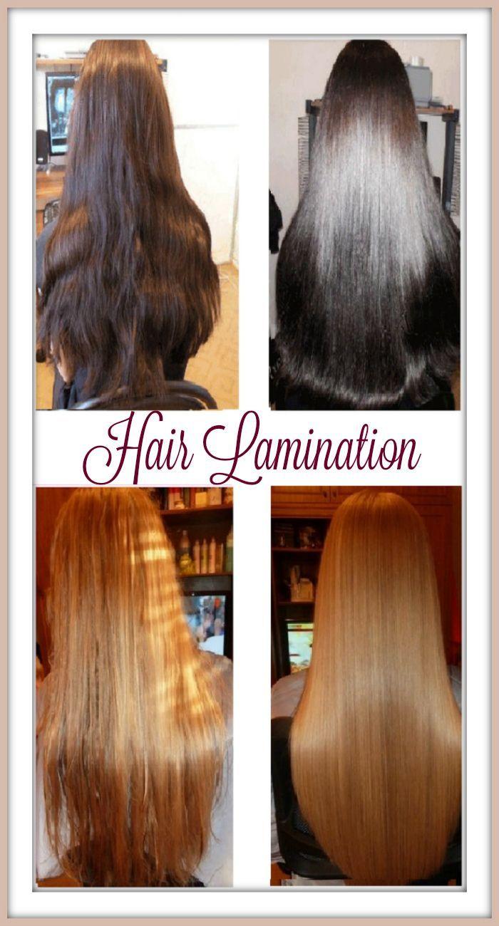 Homemade Hair Lamination Mask Beauty And Hair Pinterest Hair