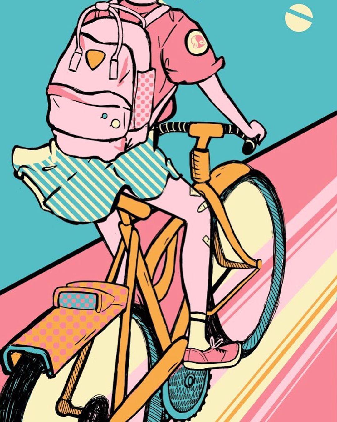 𝘴𝘩𝘦 𝘪𝘴 𝘴𝘶𝘮𝘮𝘦𝘳. apari art apparel summer girl anime