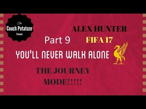 New Fifa 17 the Journey with Alex Hunter
