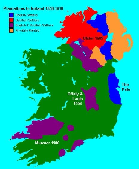 Map Of England Henry Viii.King Henry Viii Conways And Seymours Ireland And Britain