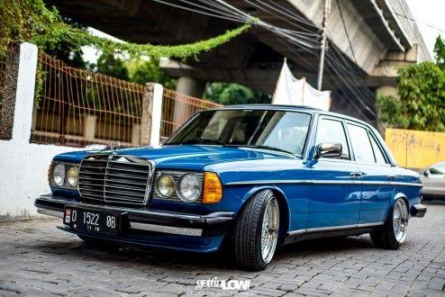 Indragoin S 1984 Mercedes Benz W123 280e Dengan Gambar