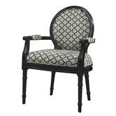 Found it at Wayfair - Parsons Link Ghost Arm Chair