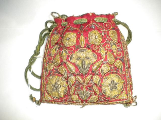Original 18th Century bag by The Collection, Lincoln,, via Flickr