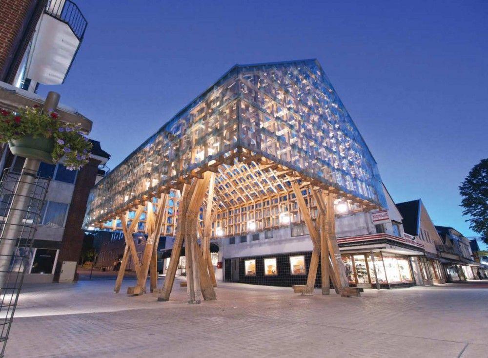 Lantern Pavilion / AWP / Atelier Oslo | Norway, Public and Atelier