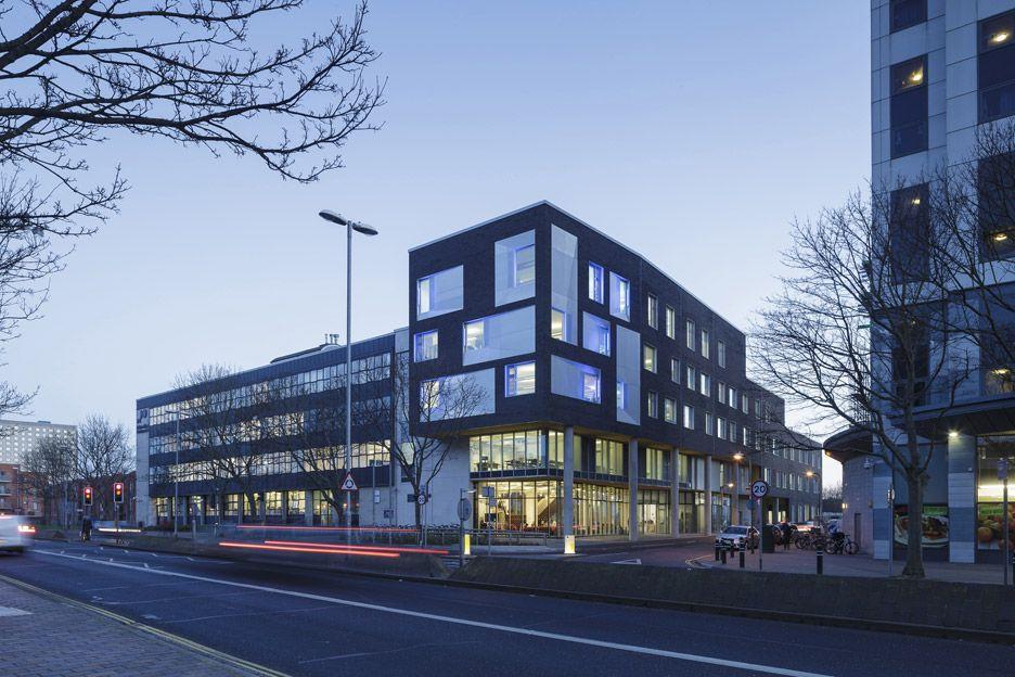Penoyre Prasad Builds Architecture School For Portsmouth University