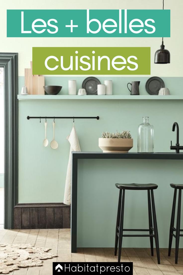 Tendances cuisine 19 : 19 idées déco à adopter  Cocinas