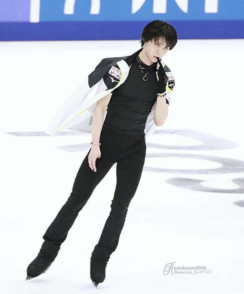 Ohhidogy On Twitter Yuzuru Hanyu Pooh Hanyu Yuzuru Male Figure Skaters