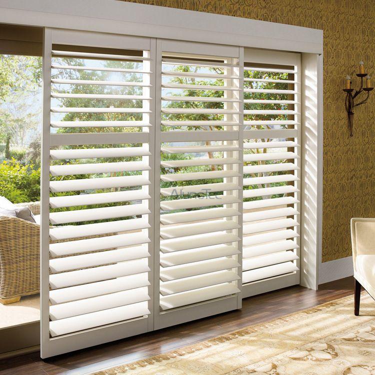 Adjustable Basswood Ventilation Jalousie Window And Door   Buy Ventilation  Partition, Wooden Jalousie Window, Sun Shade Louver Shutters Product On  AlunoTec