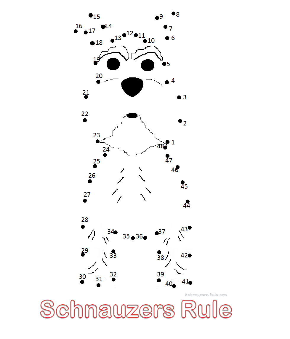 Free Online Games For Schnauzer Lovers Mini Schnauzer Schnauzer Schnauzer Art