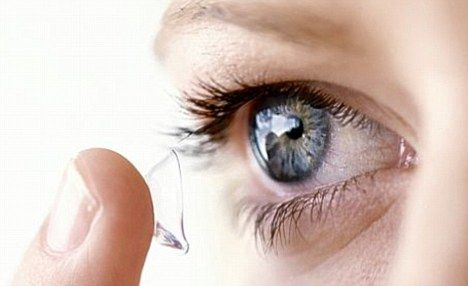 The Contact Lenses Worn At Night That Mean You Ll No Longer Need Reading Glasses Dry Eye Treatment Hair Beauty Eye Treatments