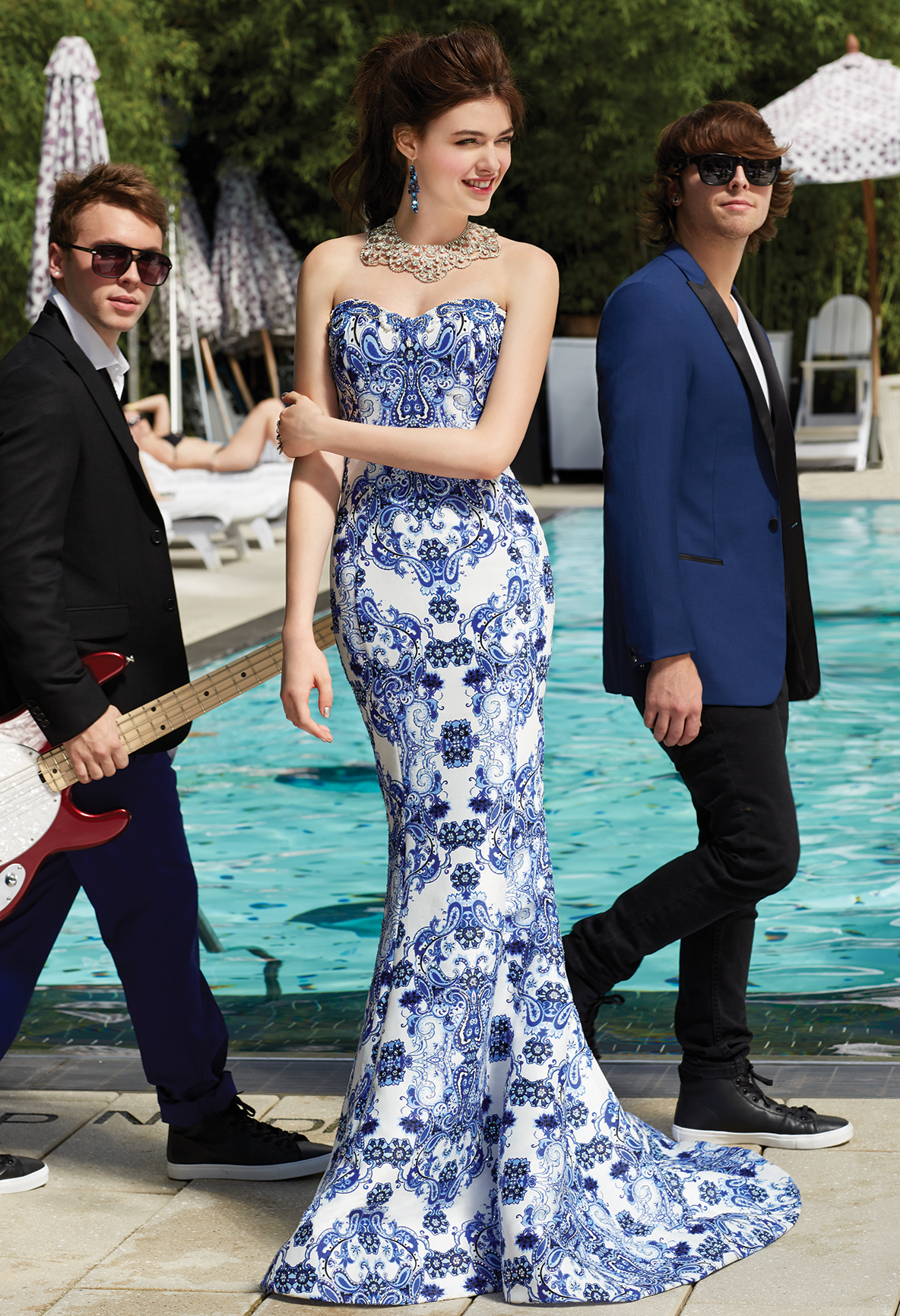 Sweet floral styles are stealing the scene this prom season! Shop ...