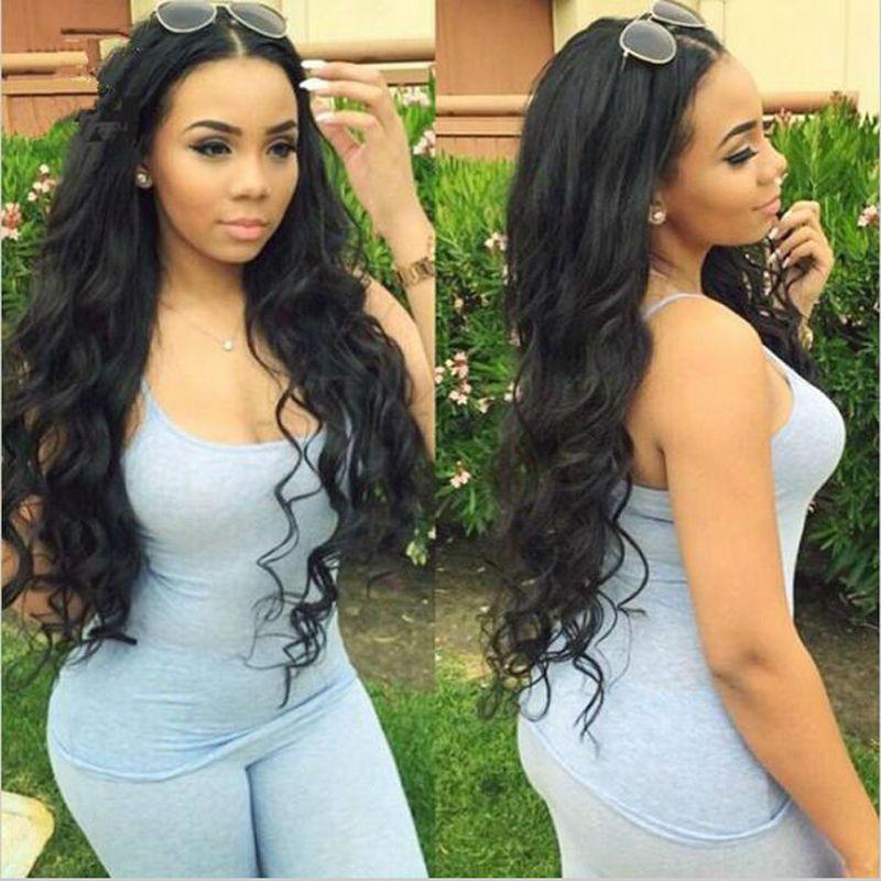 Beauty grace brasiliano dell'onda del corpo dei capelli del virgin 1 pz beauty grace 8a brasiliani del virgin dell'onda del corpo dei capelli cheveux bresilien