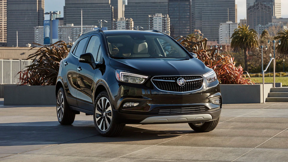 2019 Buick Encore Small Luxury Suv Model Details Buick Encore Luxury Suv Suv