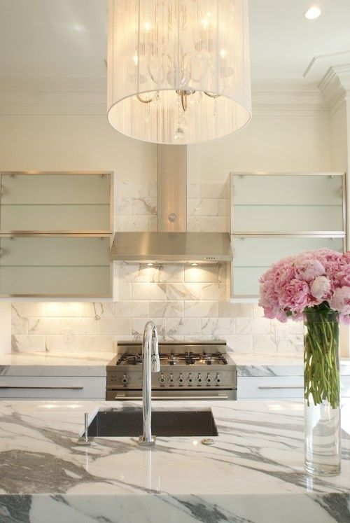 Marble countertop~