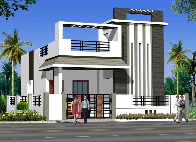 Indian Home Front Elevation Design Photo Gallery Home Design