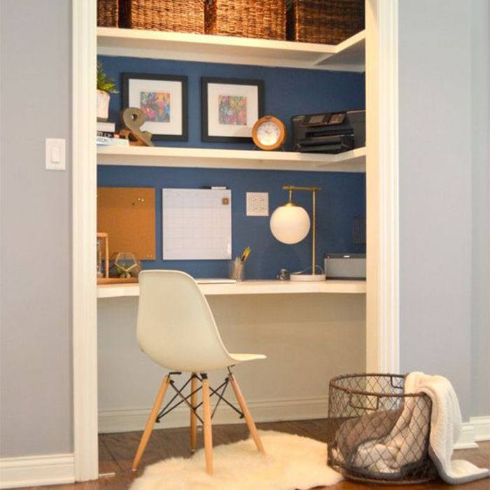 Space-saving Ideas For Amazing Home Offices