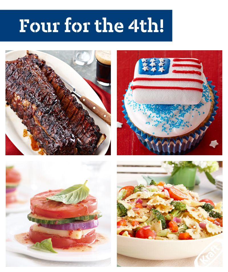 May The 4th Be With You Recipes: On The 4th Of July, Let Recipes Light Up The Grill As You
