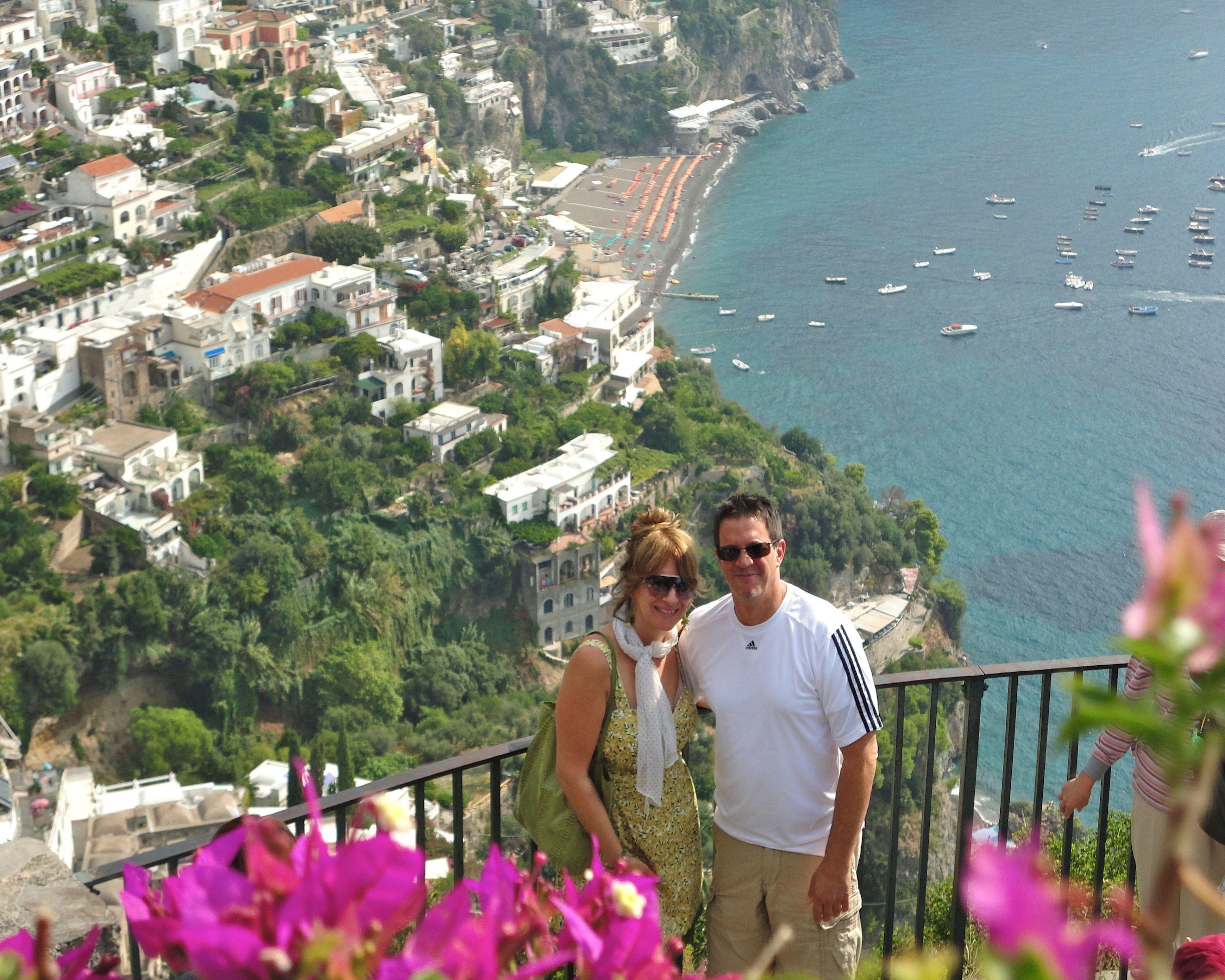 The ultimate Amalfi coast photo!