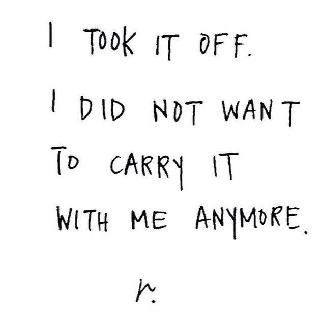 No more. <3