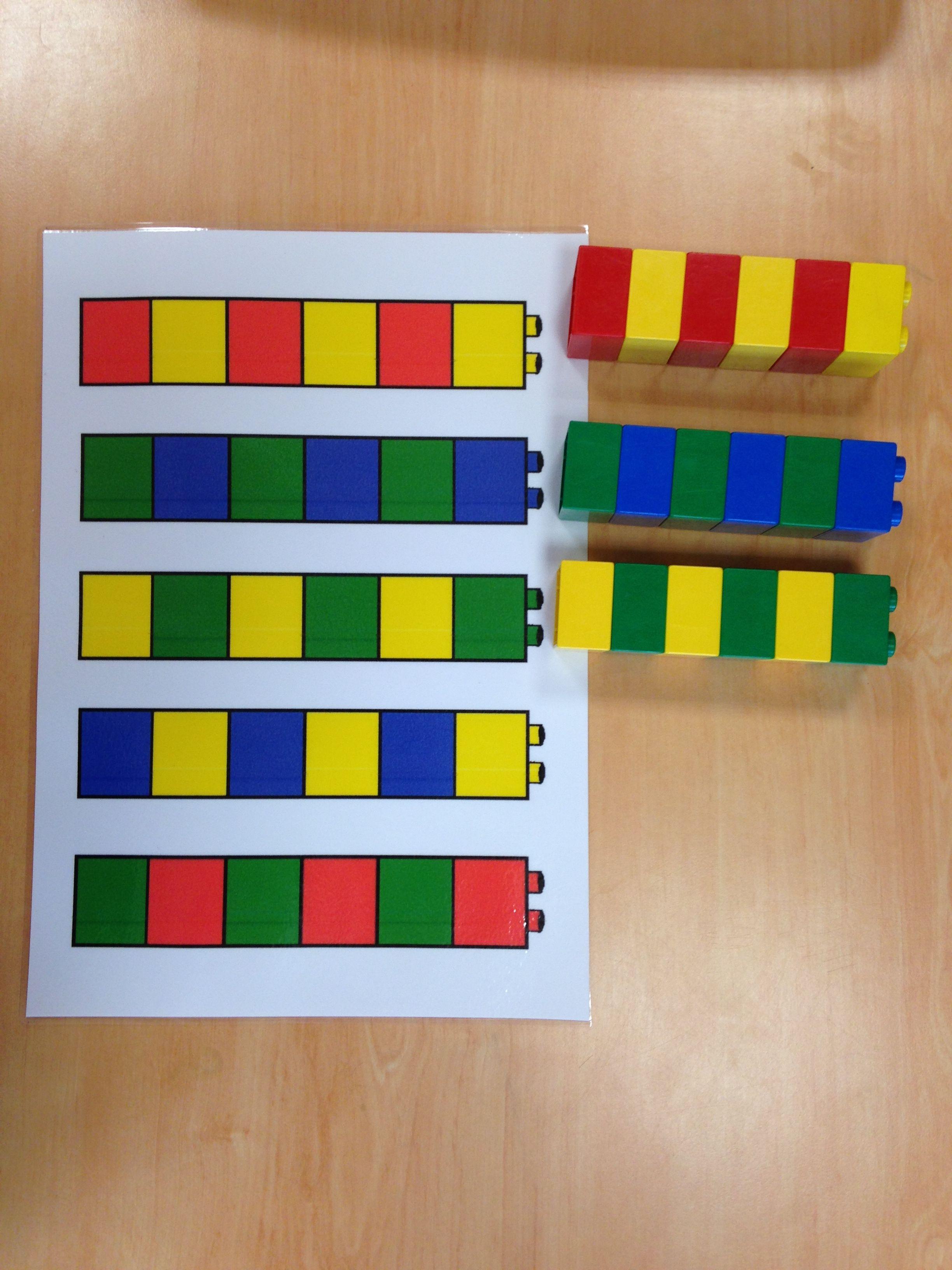 Legos Reproduire La Fiche