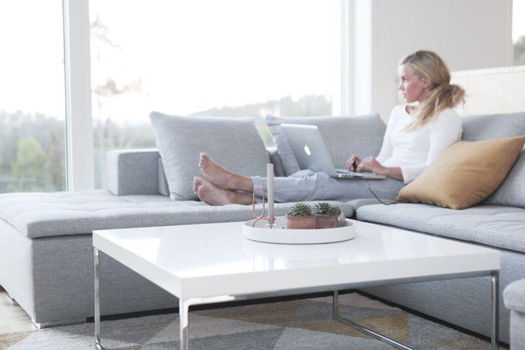 My home // nordic style // minimalistic // nature // grey