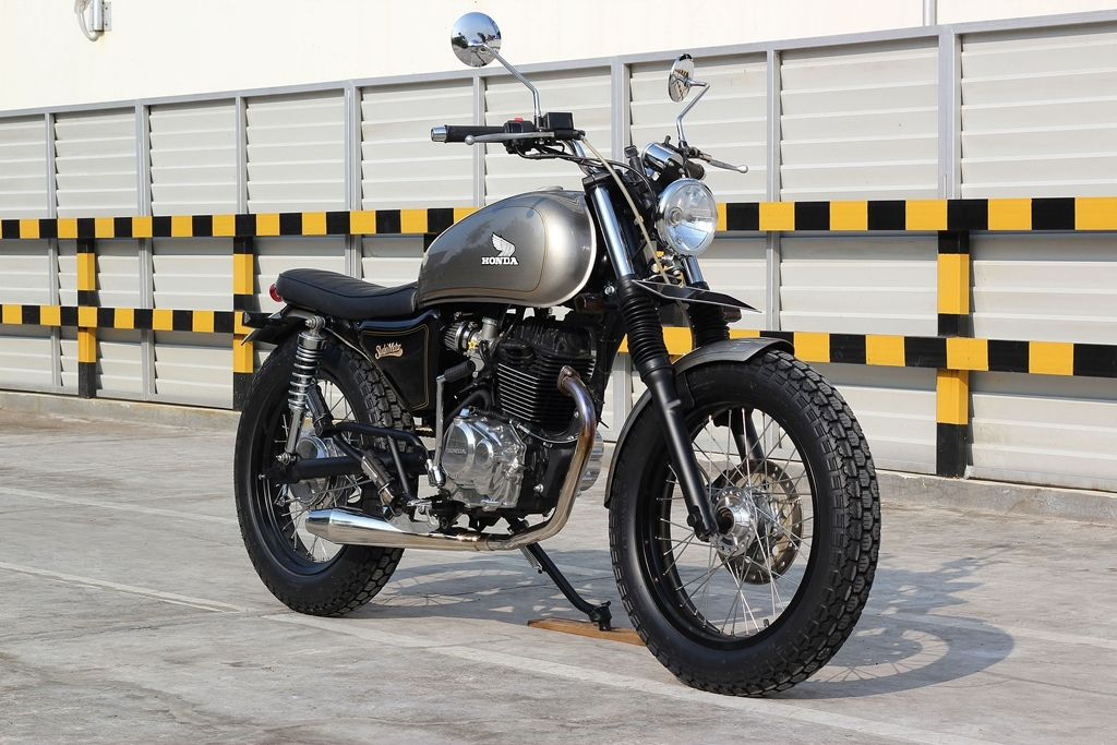 The Simply Tigy Honda Gl 200 Tiger 02 Japstyle Bratstyle