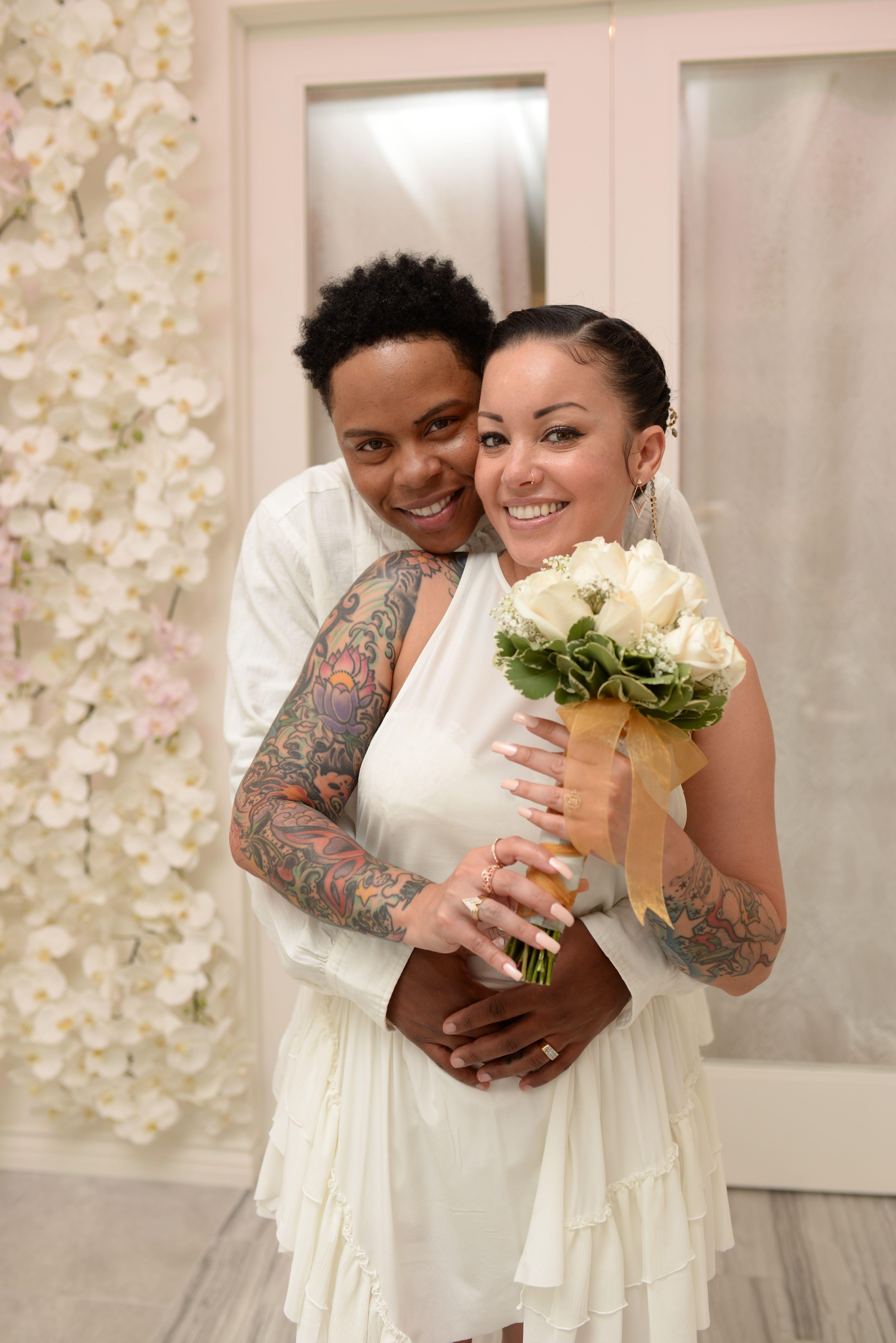 True Love At Albertson Wedding Chapel Chapel Wedding Stylish Wedding Bridesmaid Dresses