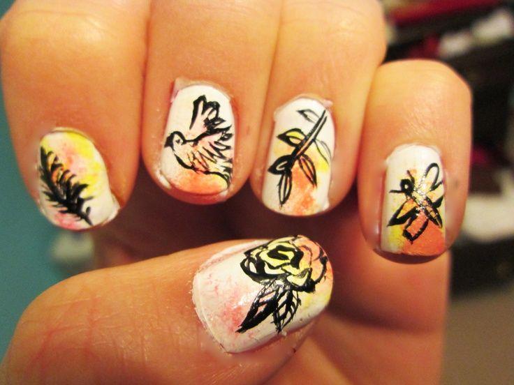 Spring Nail Designs   Nail Design Gallery