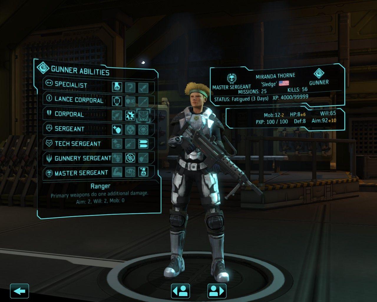 Long War Xcom Enemy Unknown Mods Gamewatcher War Tech Design New Mods
